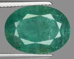 7.54 Cts Gorgeous Color Emerald ~ Zambian EZ3