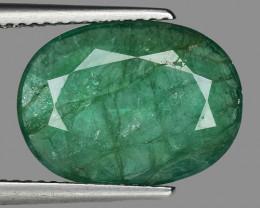 4.49 Cts Gorgeous Color Emerald ~ Zambian EZ4