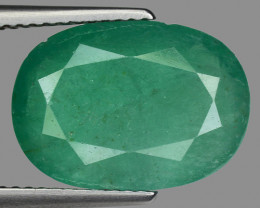 6.82 Cts Gorgeous Color Emerald ~ Zambian EZ6