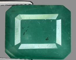 6.98 Cts Gorgeous Color Emerald ~ Zambian EZ10