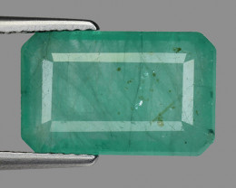 5.62 Cts Gorgeous Color Emerald ~ Zambian EZ11