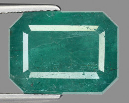7.16 Cts Gorgeous Color Emerald ~ Zambian EZ13