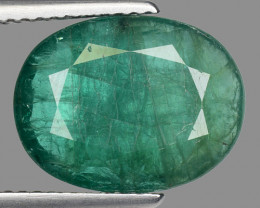 4.23 Cts Gorgeous Color Emerald ~ Zambian EZ14