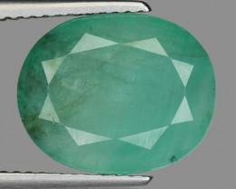 5.24 Cts Gorgeous Color Emerald ~ Zambian EZ15