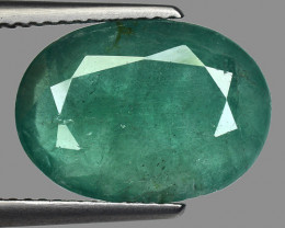 5.14 Cts Gorgeous Color Emerald ~ Zambian EZ18