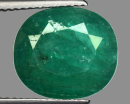 7.33 Cts Gorgeous Color Emerald ~ Zambian EZ19