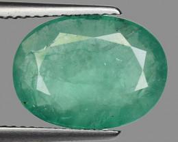 4.95 Cts Gorgeous Color Emerald ~ Zambian EZ23