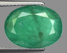5.70 Cts Gorgeous Color Emerald ~ Zambian EZ33