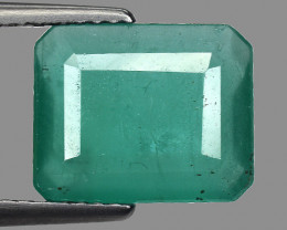 3.90 Cts Gorgeous Color Emerald ~ Zambian EZ34