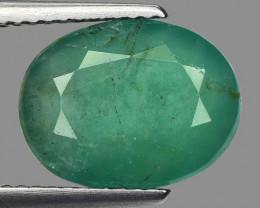 3.91 Cts Gorgeous Color Emerald ~ Zambian EZ40