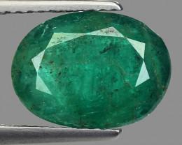 3.46 Cts Gorgeous Color Emerald ~ Zambian EZ44