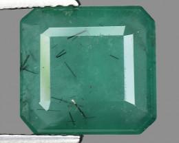 3.19 Cts Gorgeous Color Emerald ~ Zambian EZ51