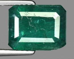 3.30 Cts Gorgeous Color Emerald ~ Zambian EZ53
