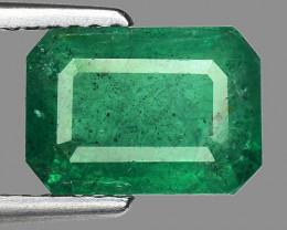2.55 Cts Gorgeous Color Emerald ~ Zambian EZ56