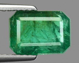 1.85 Cts Gorgeous Color Emerald ~ Zambian EZ61