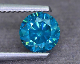 AAA Grade 1.21 ct Blue Diamond SKU-22