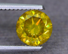 AAA Grade 1.54 ct Yellow Diamond SKU-22