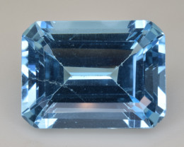 Natural Blue Topaz  13.74 Cts Top Quality Gemstone