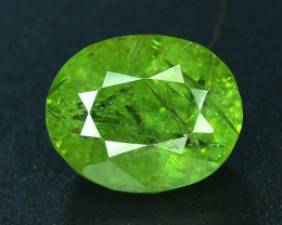 GIL Certified Top Highest Quality 1.73 ct Demantoid Garnet