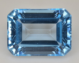 Natural Blue Topaz  13.89 Cts Top Quality Gemstone