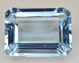 Natural Blue Topaz  13.95 Cts Top Quality Gemstone