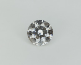 0.46 cts , Round Natural Diamond , Dark Color Diamond