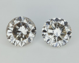 0.91 CTS , Bright Champagne Diamond , Amazing Lustre