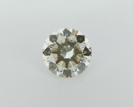 0.41 cts , Yellow Diamond , Yellow Gemstone