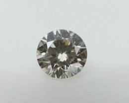 0.51 ,  Rare Brown Diamond , Brown Natural Gemstone