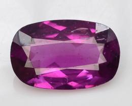 Rare Top Color1.35 ct Malawi Raspberry Pink Umbalite Garnet ~ t