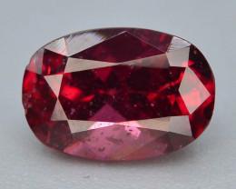 Rare Top Color 1.90 ct Malawi Raspberry Pink Umbalite Garnet ~ t