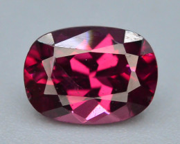 Rare Top Color 1.80 ct Malawi Raspberry Pink Umbalite Garnet ~ t