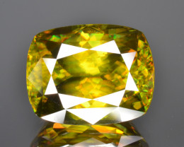 Natural Sphene 32.85 Cts Full Fire and Luster, Ultra Fine Quality