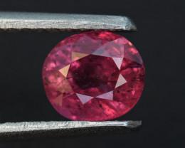 0.91 Carats Natural Ruby Gemstone