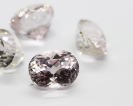 CALIBRATED LOT Kunzite Jewelry Quality Stone P5