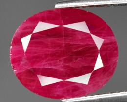 6.27 Cts Amazing rare Natural Pinkish Red Ruby Loose Gemstone