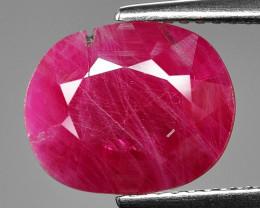 3.78 Cts Amazing rare Natural Pinkish Red Ruby Loose Gemstone