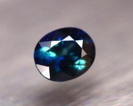 Sapphire 1.59Ct Natural Blue Sapphire DR137/B23