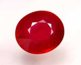 Ruby 9.96Ct Madagascar Blood Red Ruby DR142/A20