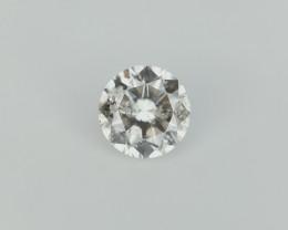 0.52 cts , Brilliant Diamond , Sparkling Gemstone , Gemstone With Lustre