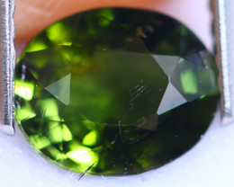 1.27cts Natural Green Colour Tourmaline / RD1194