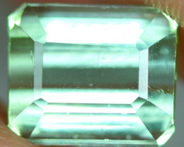 3.29 CT CERTIFIED  Copper Bearing Mozambique Paraiba Tourmaline-PR812