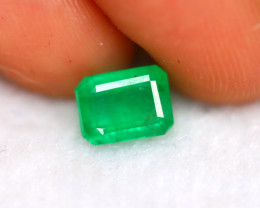 Emerald 1.21Ct Natural Colombia Green Emerald D2124/A37