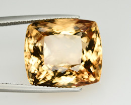 21.65 Ct Natural Heliodor ~ AAA Grade ~ Yellow Color