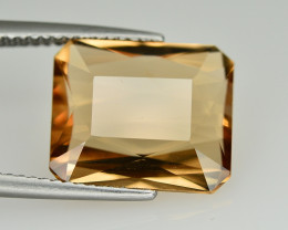 6.45 Ct Natural Heliodor ~ AAA Grade ~ Yellow Color