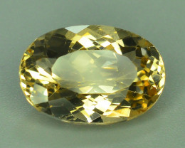 Gorgeous 4.60 ct Champagne Color Topaz Skardu Pakistan S.A
