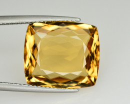 6.55 Ct Natural Heliodor ~ AAA Grade ~ Yellow Color