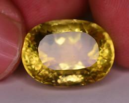 Fancy Cut 10.65 Ct Natural Citrine Gemstone
