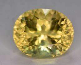 Fancy Cut 10.85 Ct Natural Citrine Gemstone