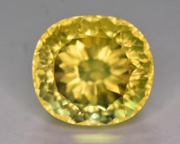 Fancy Cut 12.20 Ct Natural Citrine Gemstone